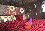 Traditional Maasai House Single Room